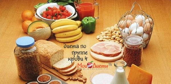 3 группа отрицательная диета